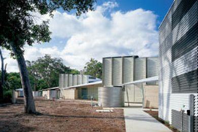 Commendation for public buildings