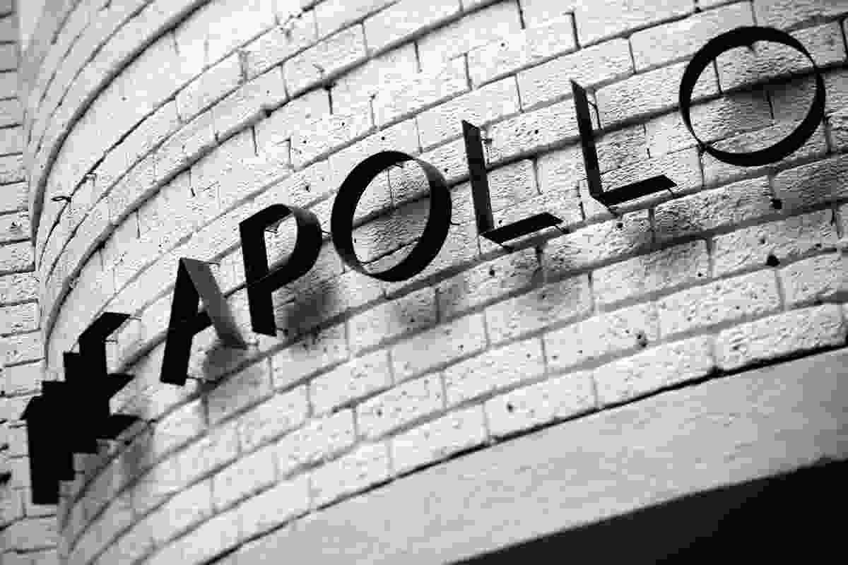 The Apollo.