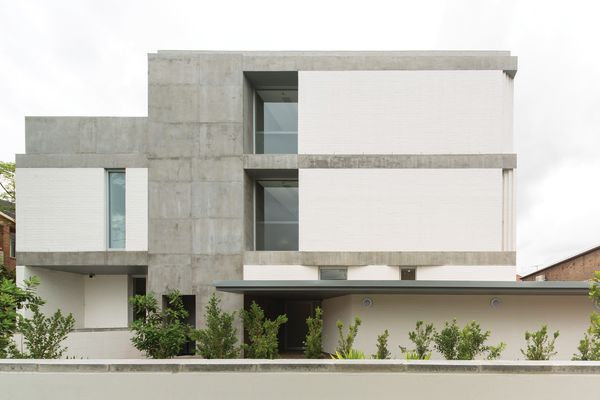 St Andrews House by Candalepas Associates.