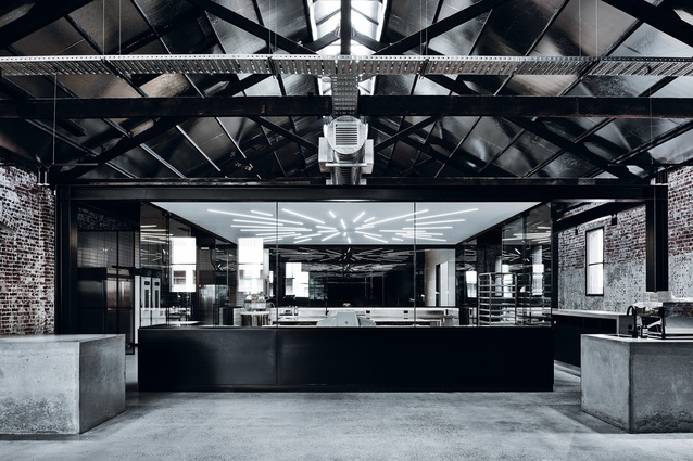 Best Retail Design: Lune Croissanterie by Studio Esteta.