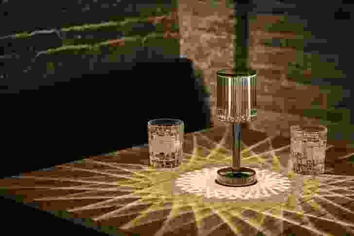 Gatsby lamp by Vondom.