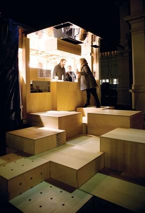 chasing kitsune architectureau. Black Bedroom Furniture Sets. Home Design Ideas