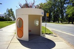 Canberra's 'most endearing piece of urban architecture' inspires art exhibition