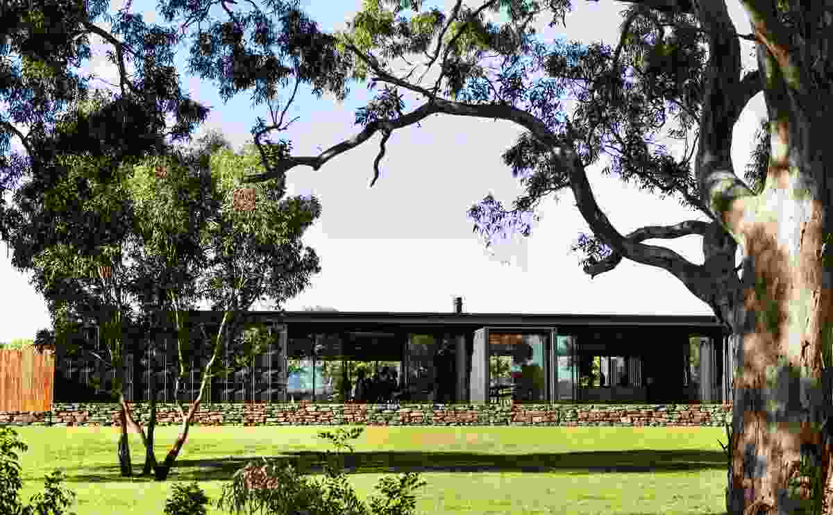 The Mitolo Wines Cellar Door and Restaurant by Tectvs.