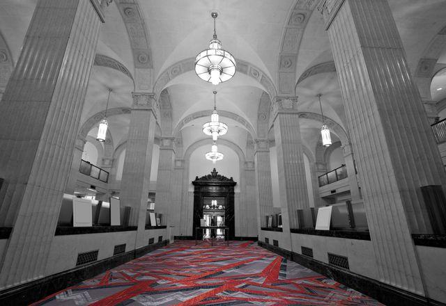 Brintons' Speakeasy carpet.