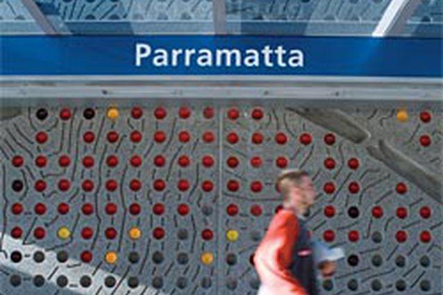 Parramatta Transport Interchange | ArchitectureAU