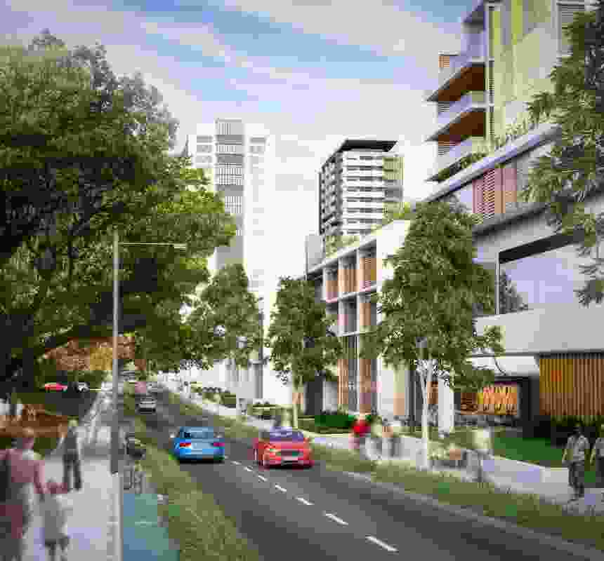 Parramatta Road Corridor Urban Transformation Strategy – UrbanGrowth NSW.