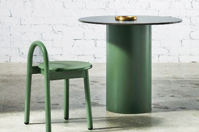 Bobby stools from Design By Them.