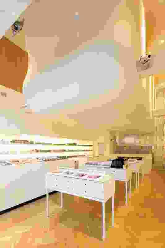 Retail Design – Kryolan Cosmetics by Artillery Interior Architecture.