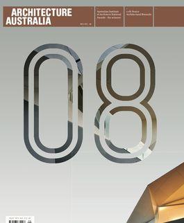 Architecture Australia, November 2008