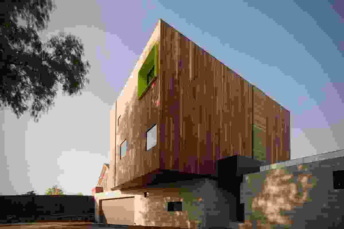 Hans House by MODO.