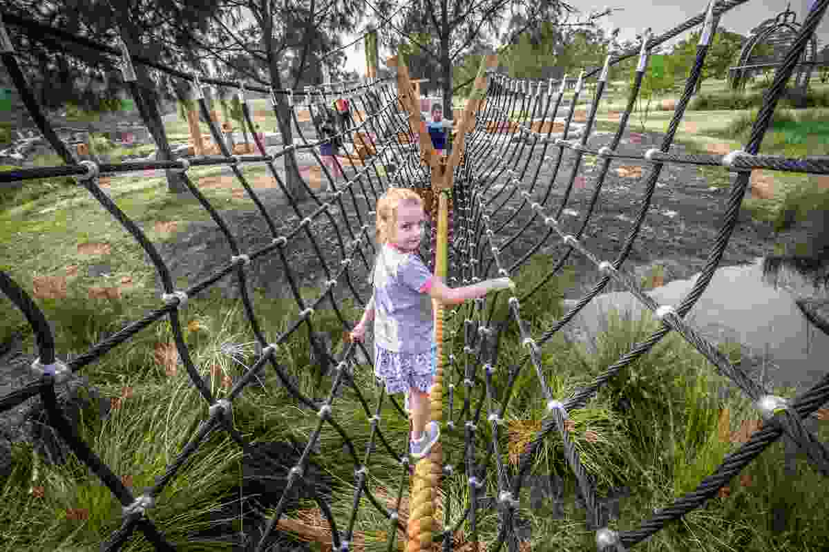 Eddison Park Nature Play by Place Laboratory