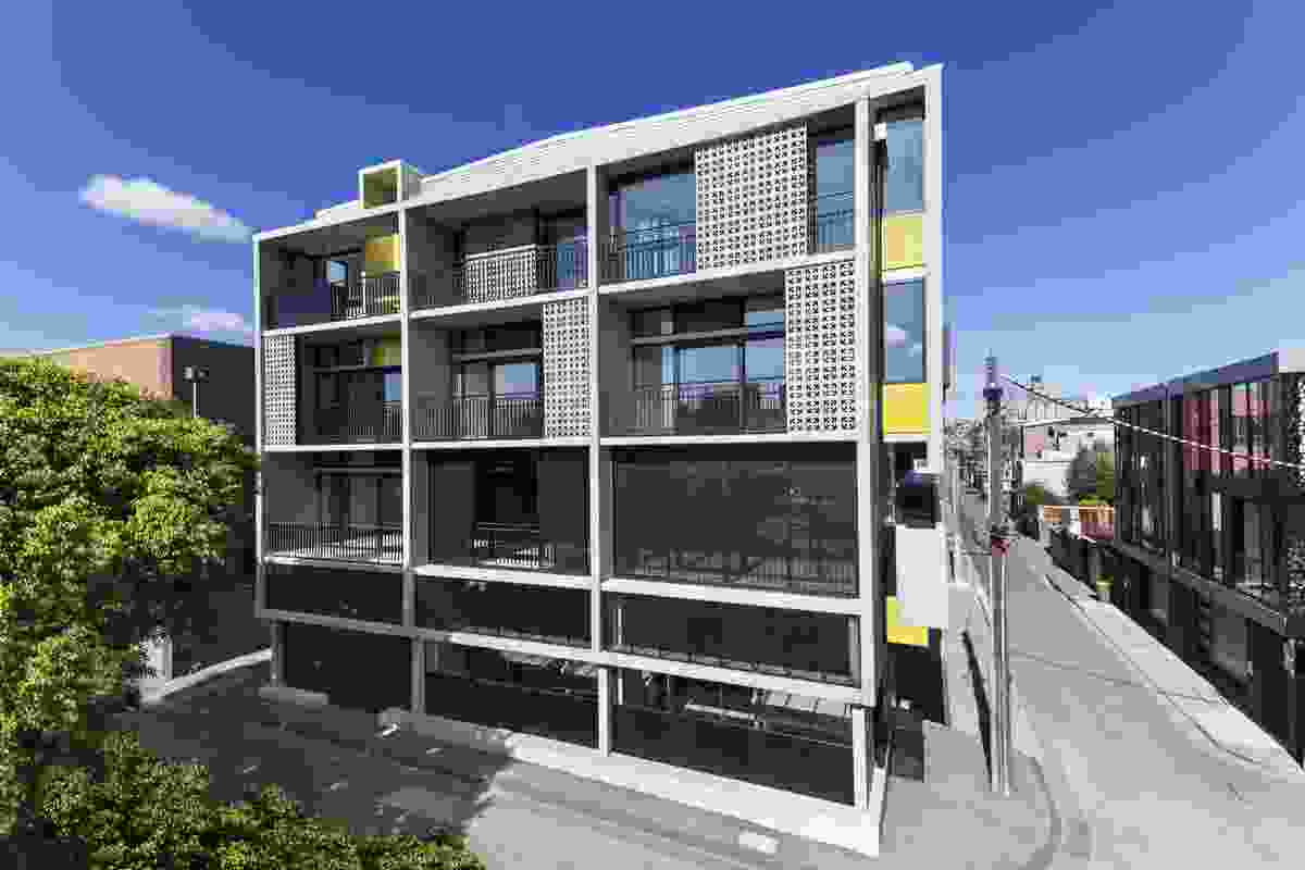 3-5 Jessie Street, Cremorne by Six Degrees Architects.