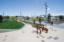 Daldy Street Park – Auckland
