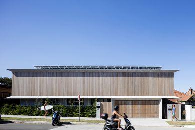 Bondi House by James Garvan Architecture.