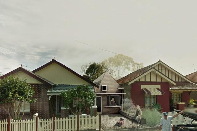 Manor houses winner: Madigan Architecture / University of South Australia.
