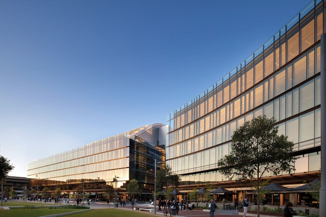 Harry Seidler Award for Commercial Architecture: Darling Quarter by Francis-Jones Morehen Thorp (fjmt).