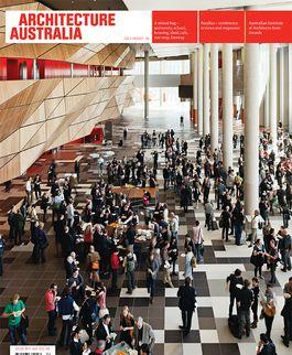 Architecture Australia, July 2009