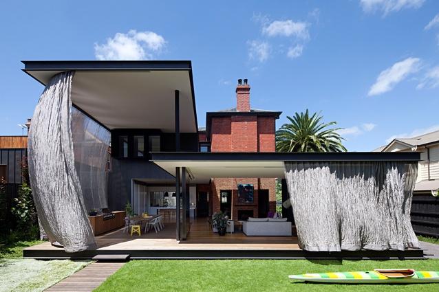 Hiro-En House by Matt Gibson Architecture and Design.