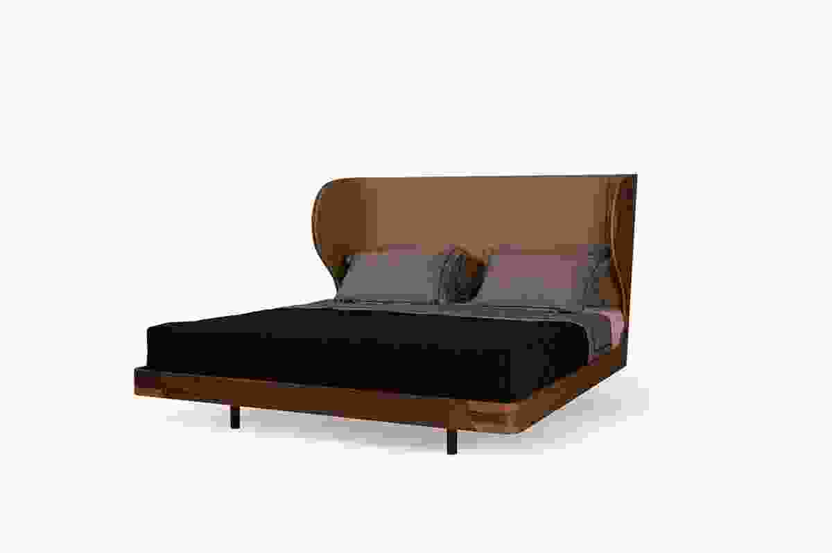 Suite bed.