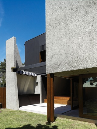 House Alteration and Addition over 200m² – Hampton House by Kennedy Nolan Architects.