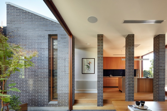 Bowden Bajko House by Davis and Davis Architects.