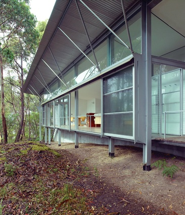 Simpson Lee House Architectureau