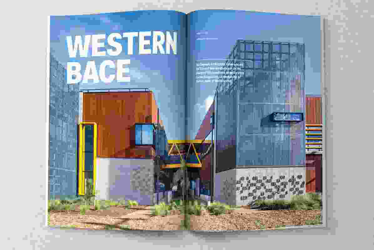 Western BACE by Six Degrees Architects.