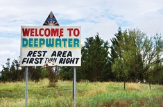 City Limits: The vernacular of welcome signs in regional Australia
