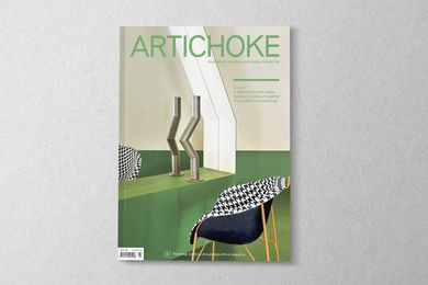 Artichoke issue 56.