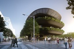 Collins and Turner's new design for Barangaroo restaurant