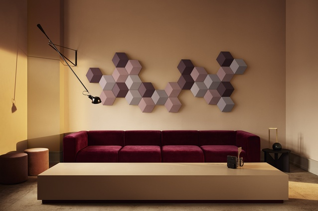 BeoSound Shape by Bang and Olufsen.