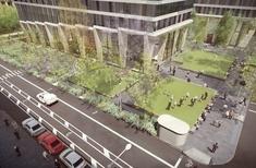 Oculus designs Melbourne's first new urban park in decades
