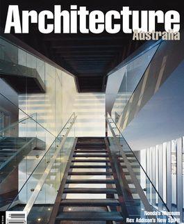 Architecture Australia, September 1998
