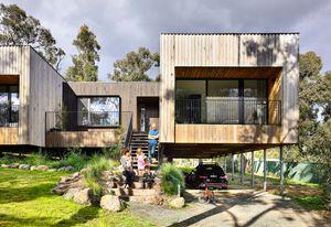 Ballarat East House by Porter Architects.