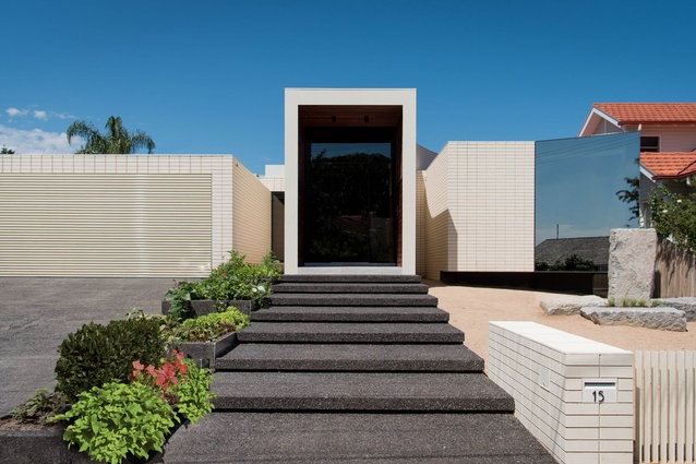 Ivanhoe House by KUD.