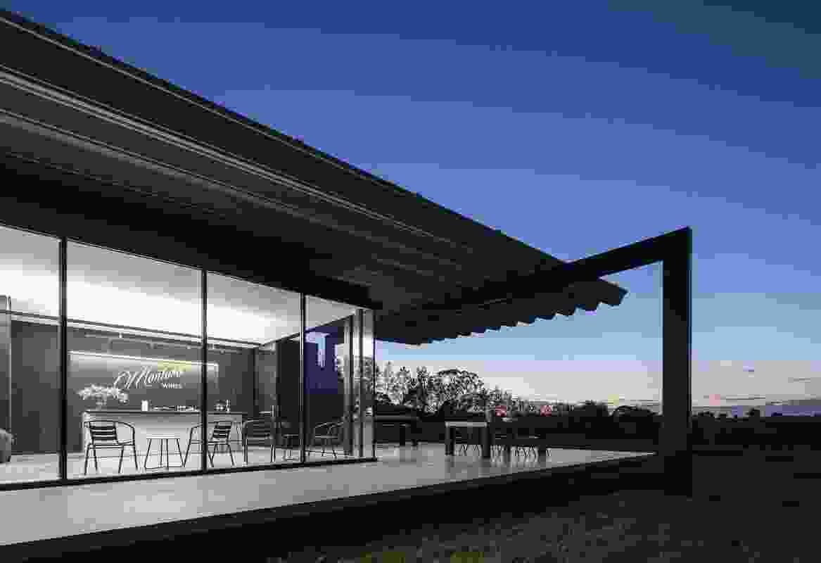 Montoro Cellar Door by Source Architects.