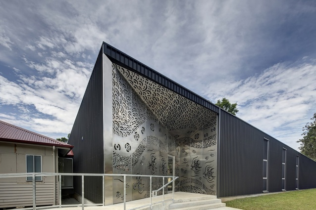 Biripi Clinic by Kaunitz Yeung Architecture.