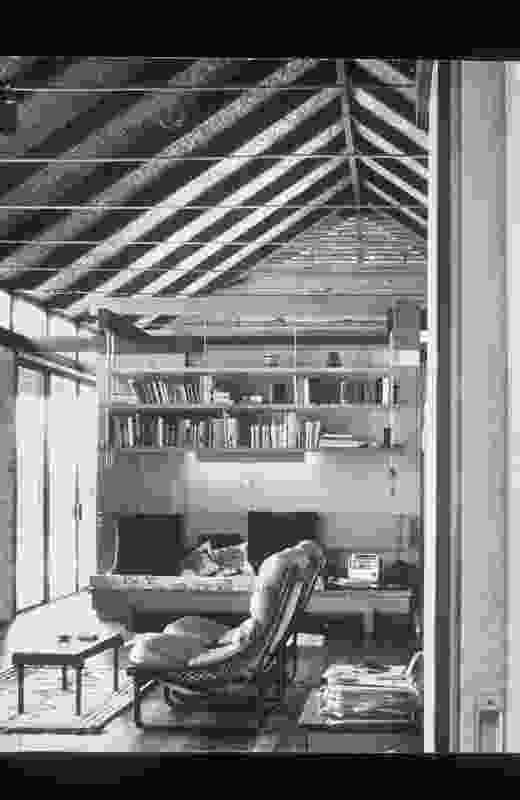 舒伯特的房子,Yandina,1972年。