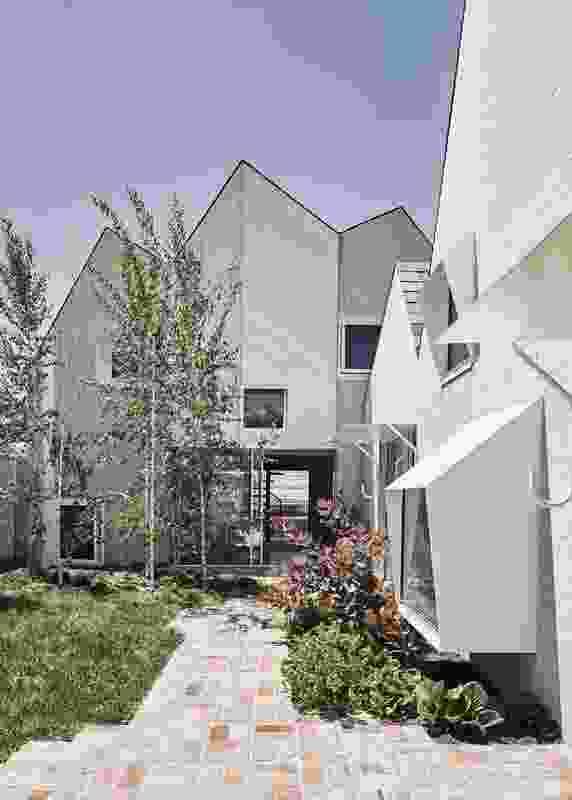 RaeRae House by Austin Maynard Architects.