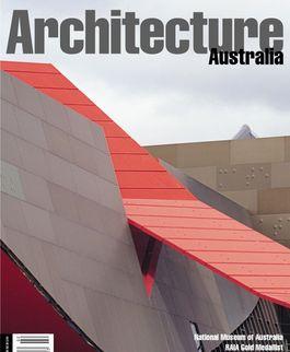 Architecture Australia, March 2001
