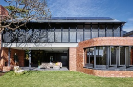 Geometry at play: West End House