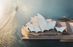 Sydney Opera House 'not an advertising billboard'