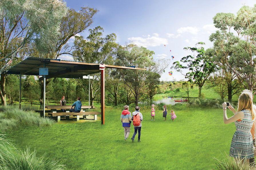 Southern Parklands Vision 2036 by Turf Design Studio and Environmental Partnership Collaboration (TDEP).