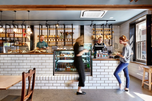 STREAT Cromwell by Six Degrees Architects.