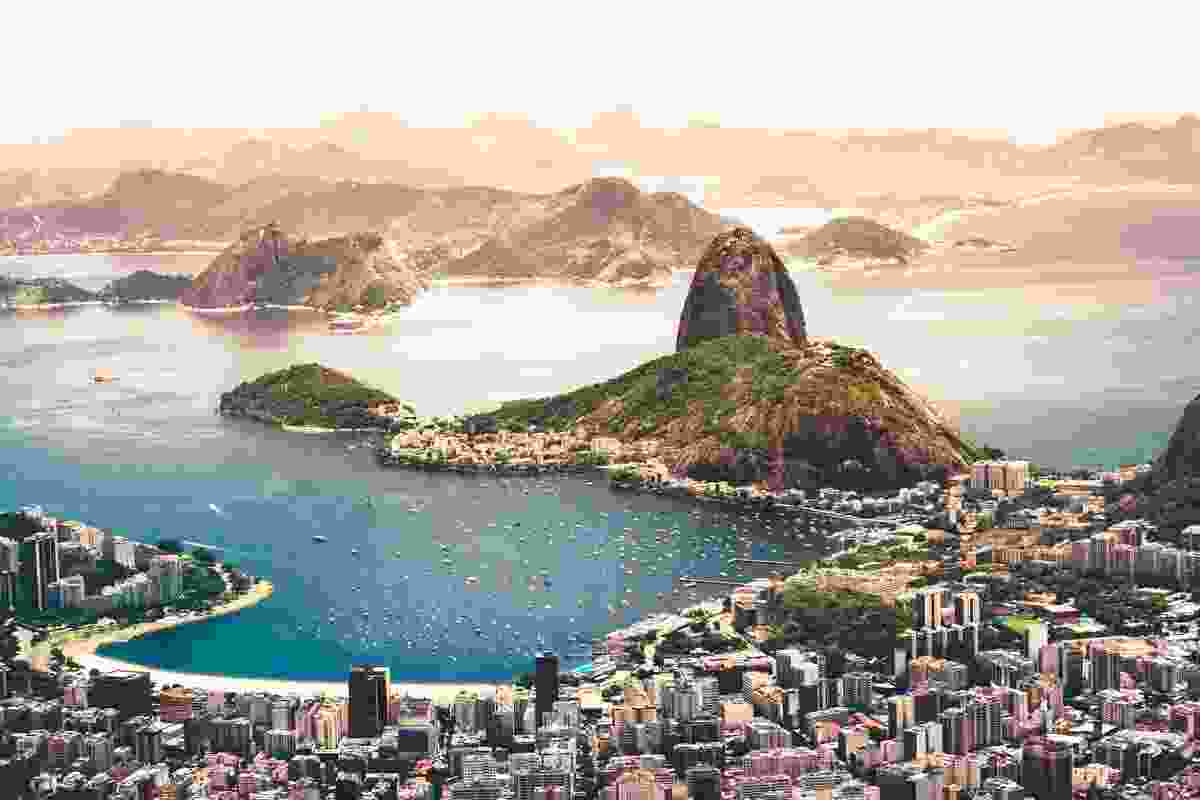 Rio de Janeiro will be among the case studies used in a free online course on cities taught by Harvard staff.