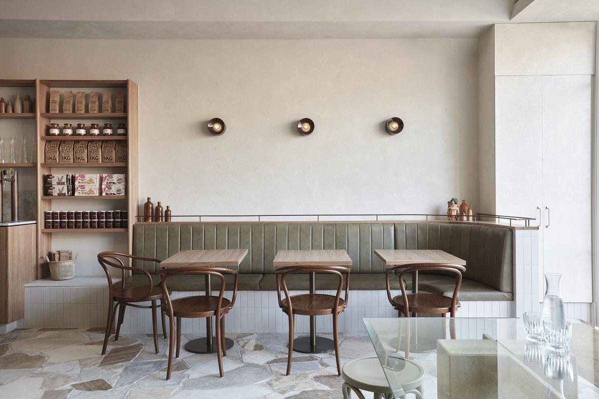 2019 Eat Drink Design Awards Best Cafe Design Architectureau