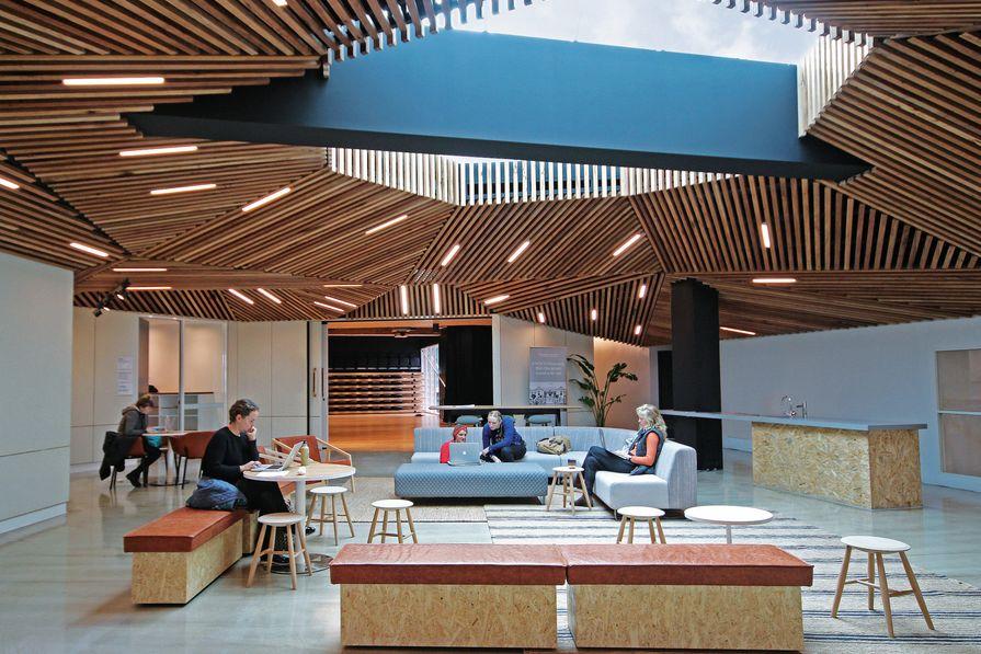 Studio Five by PTID.