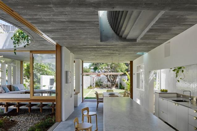 Gibbon Street by Cavill Architects.