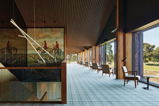 Huntingdale Golf Club by Inarc Architects
